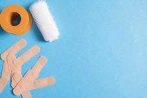 medicazione in schiuma piaghe da decubito