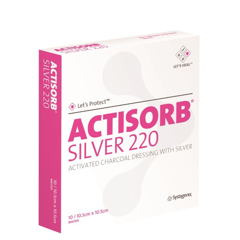 ACTISORB SILVER