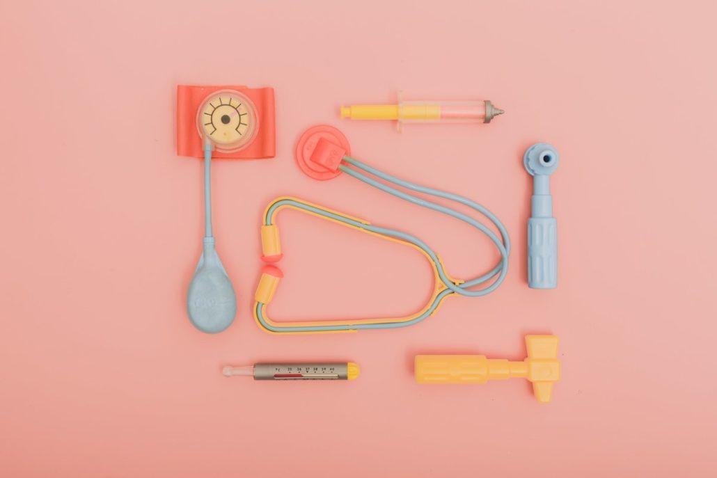 ossigeno nel trattamento delle piaghe da decubito, strumenti medici giocattolo