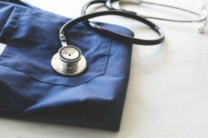 camice dottore terapia a pressione negativa