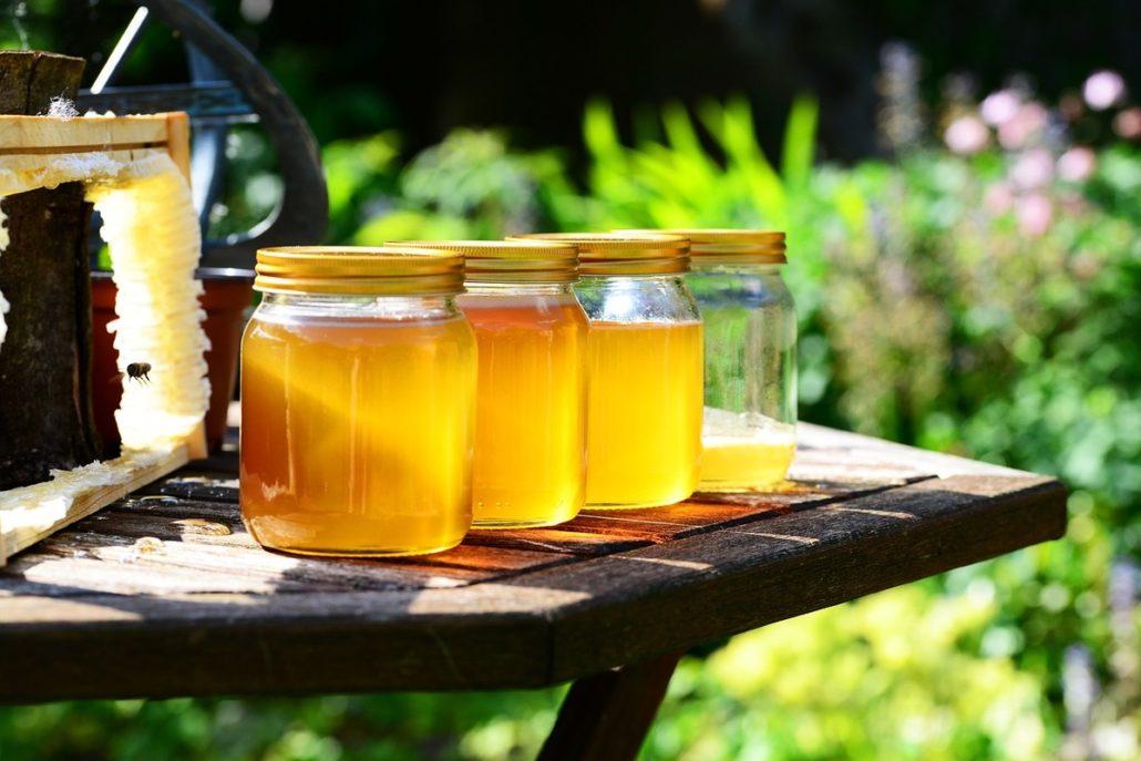 medicazioni naturali, il miele