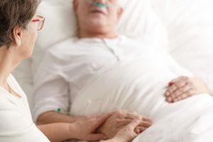 anziani e piaghe da decubito