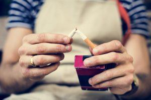sigaretta e piaghe da decubito