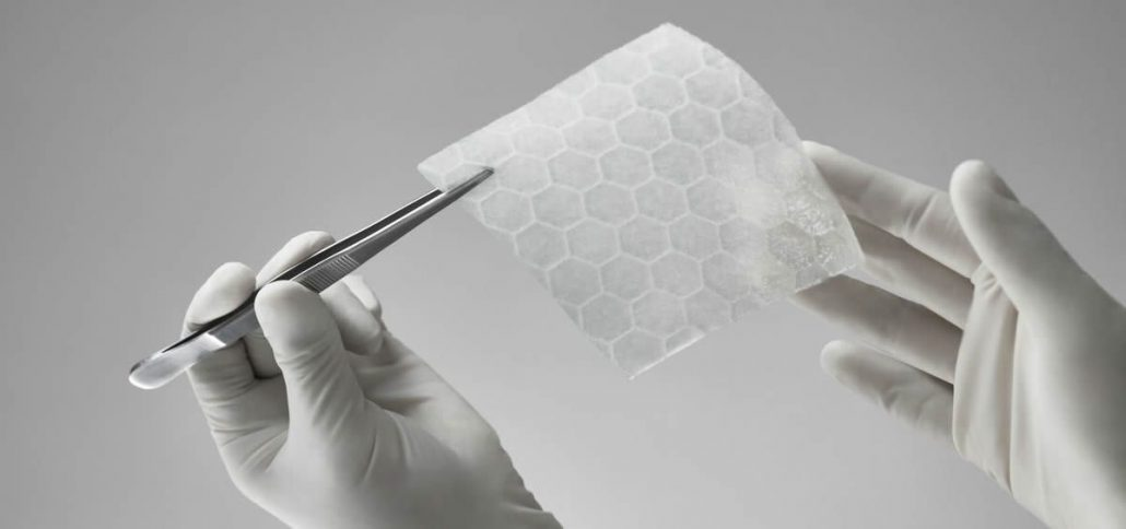 medicazione avanzata in idrofibra