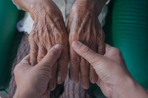 dermatite da pannolino negli anziani