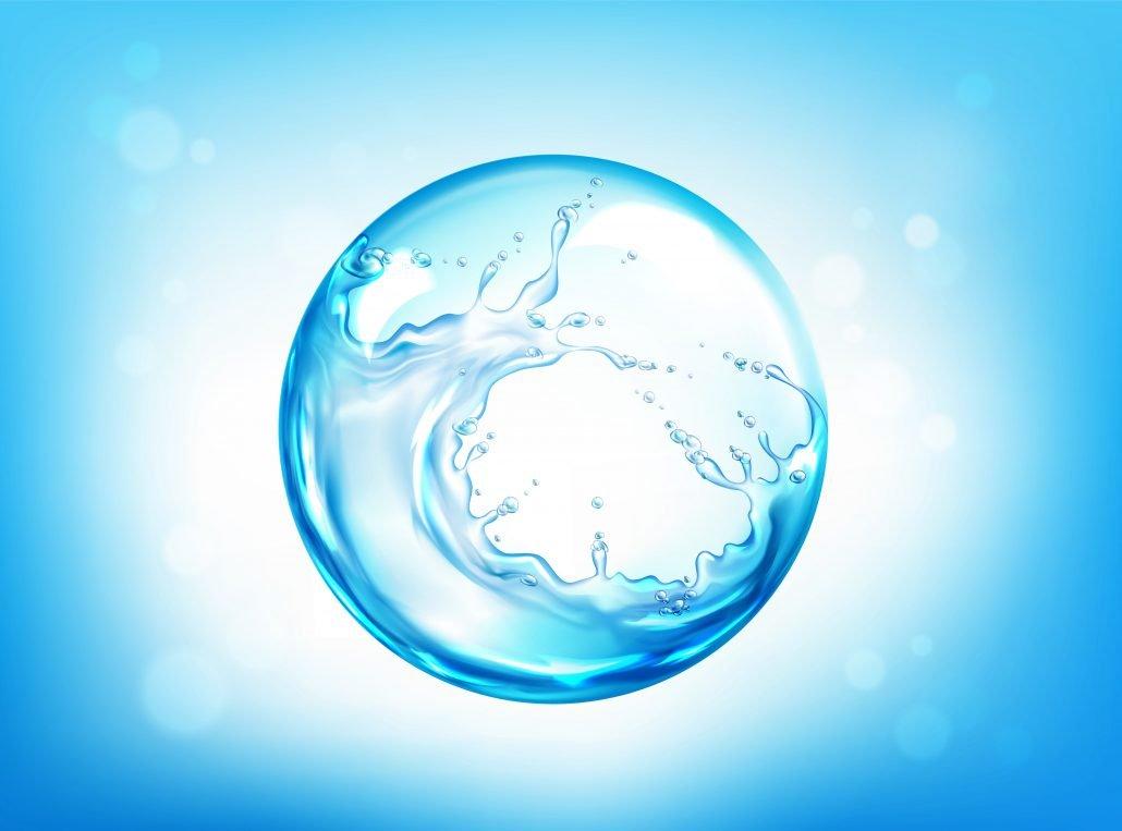 idratazione delle lesioni